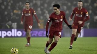 West Ham vs Liverpool: Ujian Minamino Jalankan Peran Mane