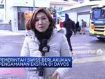 Pengamanan Ketat Orang Penting di Davos