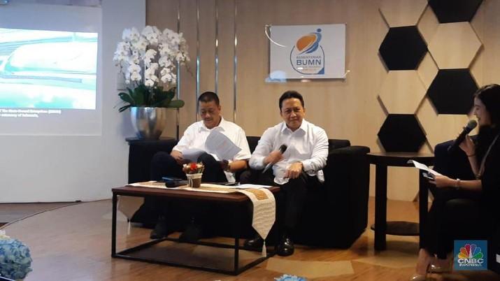 PT Garuda Indonesia (Persero) Tbk (GIAA), berkomitmen menyelesaikan utang.