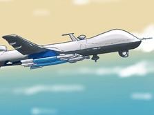 Ini 5 Drone Militer Tercanggih di Dunia