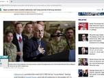 Presiden Afghanistan: Hubungan dengan Trump Sangat Baik