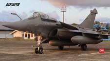 VIDEO: Jet Rafale yang Rencananya Akan Dibeli Prabowo