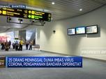 Cegah Virus Corona, Maskapai RI Dilarang Terbang Ke Wuhan