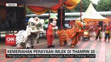 VIDEO: Kemeriahan Perayaan Imlek di Thamrin 10