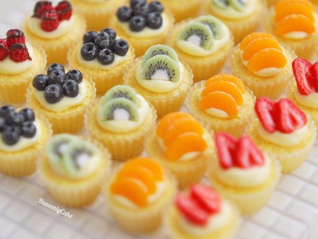 Jangan Terkecoh! 10 Replika Miniatur Kue Cantik Ini Persis Aslinya