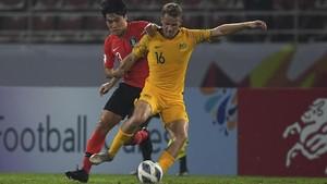 Hasil Piala Asia U-23: Australia Raih Peringkat Ketiga