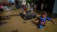 Banjir Kota Bandung, 400 Rumah di Gedebage Terendam