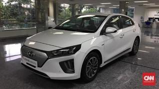 Taksi Listrik Grab, Hyundai Ioniq Bisa Dibeli Konsumen