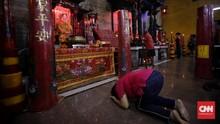 FOTO: Perayaan Imlek di Nusantara