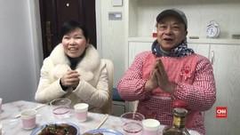 VIDEO: Virus Corona Renggut Kemeriahan Imlek di Wuhan