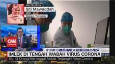 VIDEO: Imlek di Tengah Wabah Virus Corona