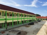 Bukan Sulap, Didatangi Jokowi Sekolah Hancur Kini Jadi Megah