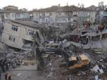Turki Diguncang Gempa Magnitudo 6,8, Ada 29 Korban Jiwa