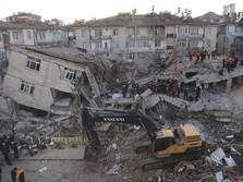 Gempa Turki-Yunani Dikabarkan Sempat Timbulkan Tsunami Kecil