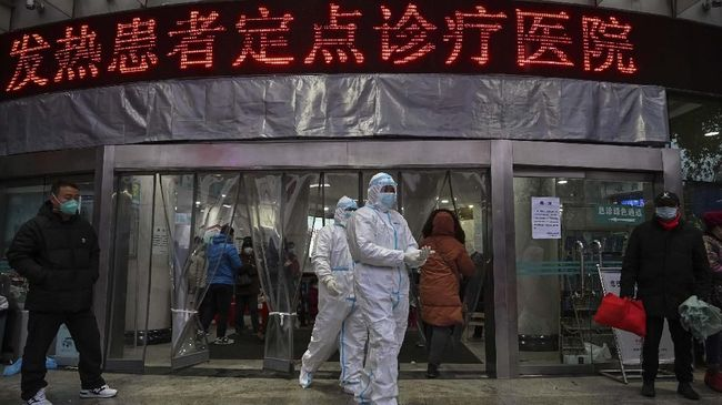 Korban Meninggal akibat Virus Corona Tembus 80 Orang