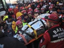 Gempa M 7,0 Turki Akibatkan 14 Orang Tewas, 419 Terluka