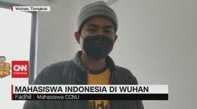 VIDEO: Kondisi Mahasiswa Indonesia yang Terisolir di Wuhan
