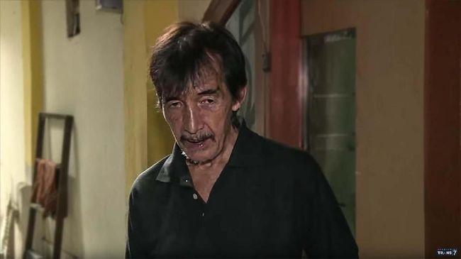 Johny Indo, Aktor yang Berubah Nasib Usai Keluar Penjara