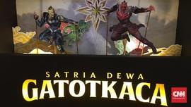 Hanung Bramantyo Bakal Sutradarai Film Satria Dewa GatotKaca