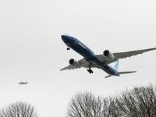Tsunami PHK Global, Boeing Pangkas 12.000 Pegawai