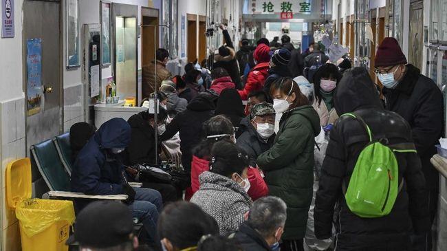 RI Ungkap Alasan Belum Keluarkan Travel Warning ke China