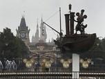 Pandemi Mereda, Disneyland Shanghai Mulai Buka Pekan Depan!