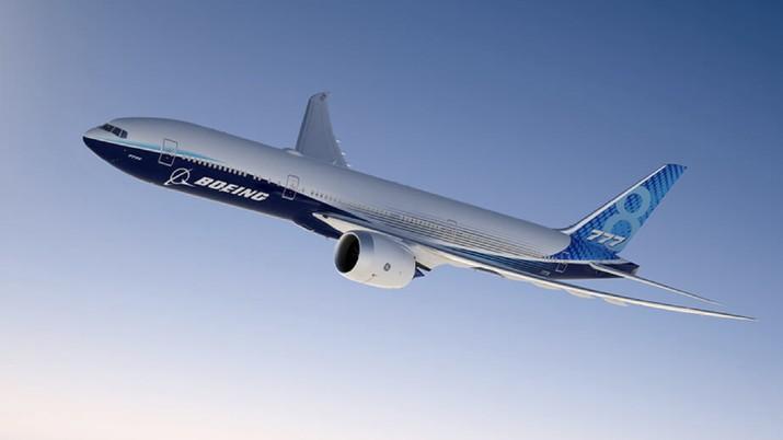Boeing 777x (Boeing.com)