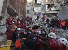 Korban Gempa Turki Bertambah, Setidaknya 19 Tewas, 709 Luka