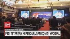 VIDEO: PSSI Tetapkan Kepengurusan Komisi Yudisial