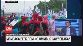 VIDEO: Membaca Efek Domino Omnibus Law
