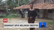 VIDEO: Semangat Arya Melawan Obesitas
