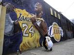 Ini Jejak Karier Legenda Basket Kobe Bryant
