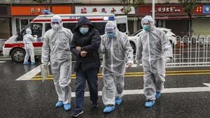 China Kembali Lockdown Kota Jia Usai Pendatang Positif Corona