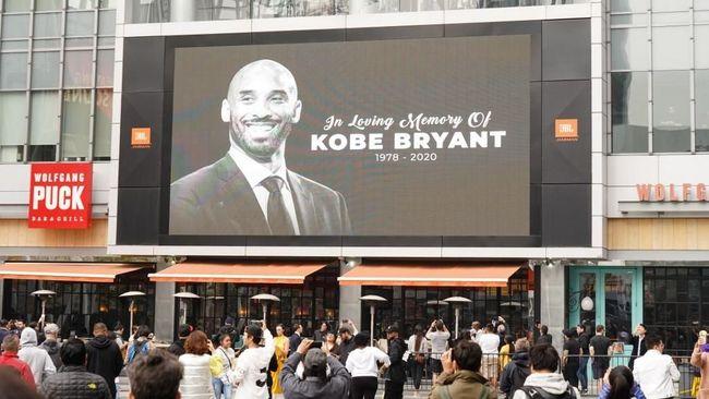 Kobe Bryant Meninggal hingga MU Bantai Tranmere