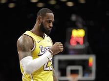 Tangis Lebron James & Duka O'neal atas Kepergian Kobe Bryant