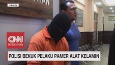 VIDEO: Polisi Bekuk Pelaku Pamer Alat Kelamin dalam Mobil