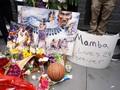 FOTO: Duka Mengalir Atas Kematian Kobe Bryant