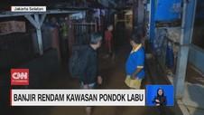 VIDEO: Banjir Kawasan Pondok Labu
