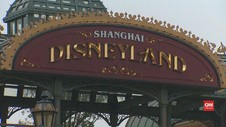 VIDEO: Disneyland Shanghai Tutup