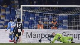 Kalah dari Napoli, Juventus Gagal Menjauh dari Inter