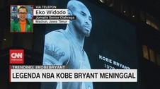VIDEO: Mengenang Legenda NBA Kobe Bryant
