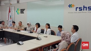 Cegah Corona, RSHS Bandung Cek Sampel Virus Pasien Asal China
