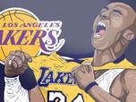 Jejak Sang Legenda, Kobe Bryant Bukan Sekadar Atlit!
