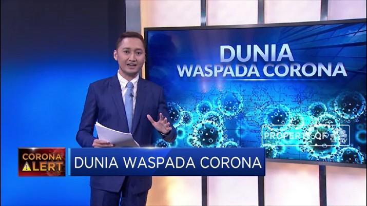 Dunia Waspada Corona (CNBC Indonesia TV)