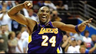 VIDEO: Kobe Bryant, Pemain Sekaligus Ayah Terbaik