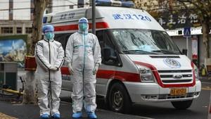 Korban Meninggal akibat Virus Corona Melonjak Jadi 131 Orang