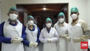 LIPI Respons soal Virus Corona Hanya Jangkiti Warga China