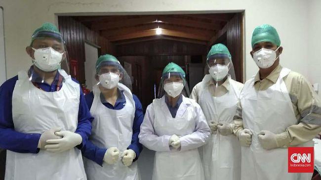 Ramai TKA China, Maluku Utara Antisipasi Risiko Virus Corona