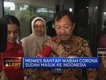 Menkes Bantah Wabah Corona Sudah Masuk Indonesia