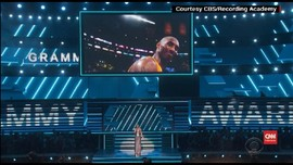 VIDEO: Cinta dan Hormat untuk Kobe Bryant di Grammy 2020